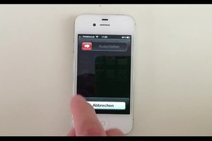 iPhone 4: Reset - so starten Sie Ihr iPhone neu