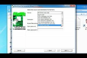 WKS-Dateien öffnen - unter Windows 7 geht´s so