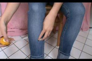 Schaftweite bei Stiefeln richtig ausmessen - so geht's