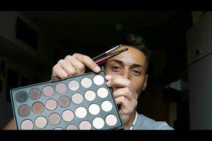 Schlupflider schminken - so machen Sie es richtig