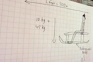 Reibungsenergie berechnen - Anleitung