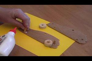 Holzautos selber bauen