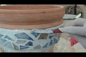 Mosaik basteln - Ideen kreativ umsetzen
