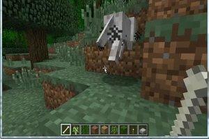 Bei Minecraft Tiere anlocken - so geht´s