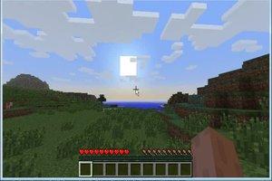 Minecraft: Wetter ausschalten - so gelingt´s