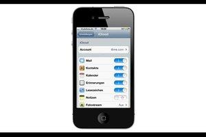 iCloud aktivieren - so geht´s für Apple-Anwendungen