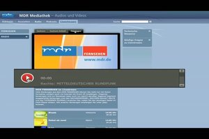 MDR im Live-Stream online sehen - so geht´s