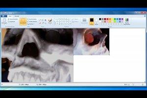 2 Bilder zusammenfügen in Paint - so geht´s