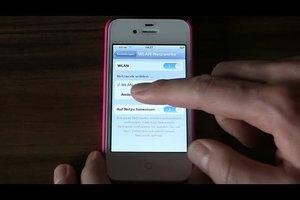 iPhone 4: Internet einrichten - so geht´s