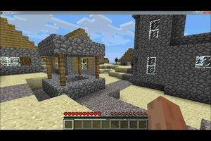 Minecraft: NPC-Dörfer finden - so gelingt's