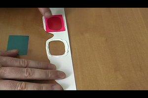 3D-Brille selber machen