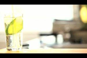 Gin mit Gurke - ein Coctailrezept
