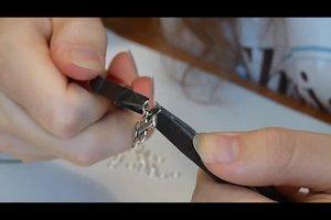 Handyanhänger selber machen - so geht´s