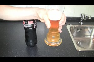 Colaweizen - so mischen Sie das Getränk richtig
