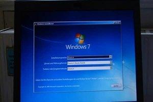 Windows 7 formatieren und neu installieren - so geht´s