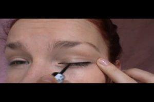Augenformen beim Menschen - so schminken Sie Mandelaugen