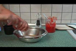 Sauce rouille - ein Rezept