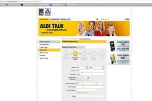 ALDI TALK - SIM-Karte freischalten