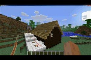 Minecraft-Häuser - Ideen für Bauten