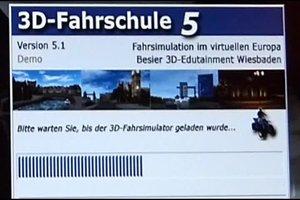 Fahrsimulator - online für die Führerscheinprüfung üben