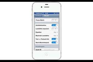 iPhone 4: Lautstärke erhöhen ohne Jailbreak - so geht's
