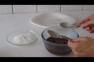 Ostereier - Rezept für Schokoeier