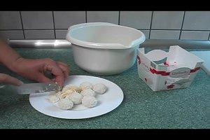Raffaello-Torte - ein Rezept ohne backen