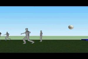 Spielanleitung - Brennball spielen