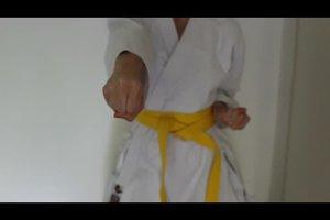 Karateübungen für Anfänger - Anleitung