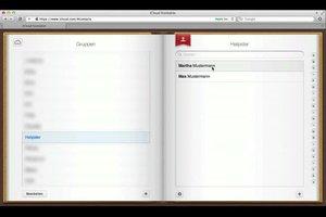 iPhone - Ihr Adressbuch exportieren Sie so