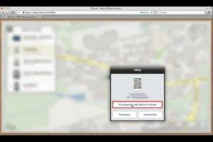 iPhone geklaut - so orten Sie es im Internet