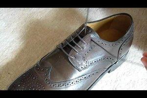 Schuh-Schnürungen - so gelingen außergewöhnliche Schnürungen
