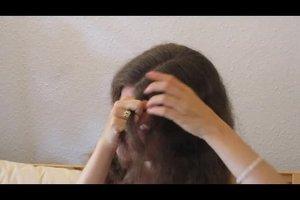 Zopf - Frisuren kunstvoll flechten und hochstecken