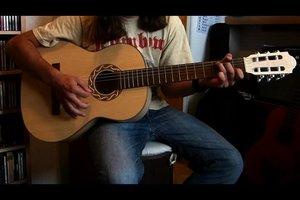 Einfache Gitarrensongs selber komponieren - so geht´s