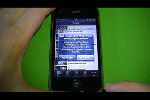 iphone Push Nachrichten einstellen - so geht es