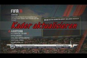 FIFA 11: Kader aktualisieren - so gelingt´s