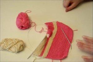 Pullunder stricken - Anleitung für Kinderpullunder