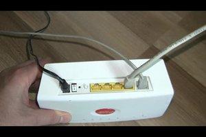 Alice Router Passwort - so finden Sie es heraus