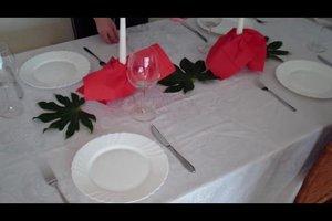 Ideen für eine schöne Tischdekoration am Geburtstag