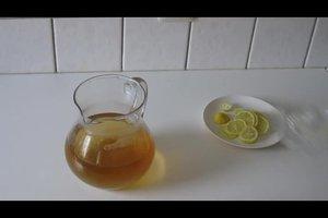 Eistee selber machen - Grüner Tee wird so zur Erfrischung