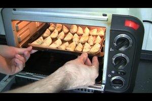 Kartoffeln im Backofen - so bereiten Sie Rosmarin-Kartoffeln zu