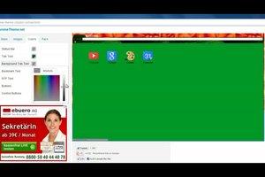 Google Chrome - Design selber machen