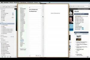iPhone: Kontakte synchronisieren und verwalten - so geht's