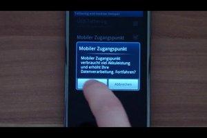 Android-Handy als Modem nutzen - unter XP geht´s so