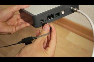 Kabel Deutschland - Router einrichten geht so