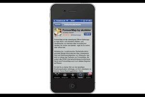 Offline-Navigation fürs iPhone - so geht's per GPS
