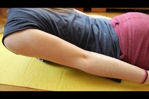 Rückenmuskulatur trainieren - so geht´s