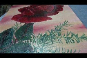 Ein Gemälde restaurieren - so geht´s