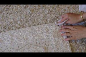 Nagellack auf Teppich - so entfernen Sie ihn richtig