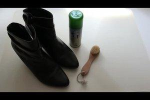 Fettflecken auf Leder entfernen - so geht´s